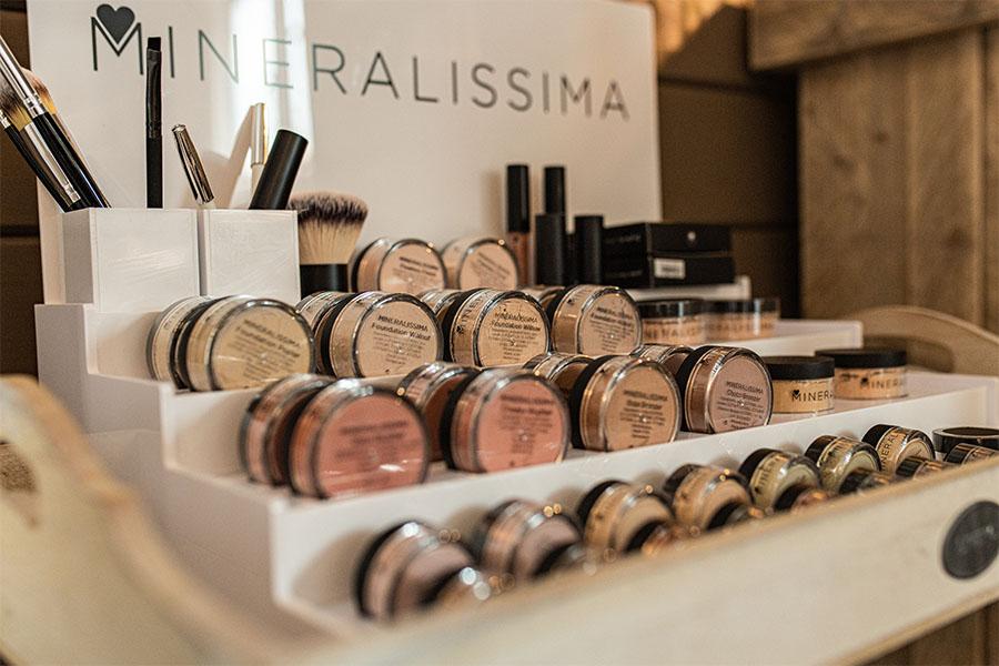 Minerale make-up van Mineralissima